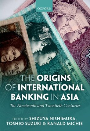 Origins of FInance in Asia