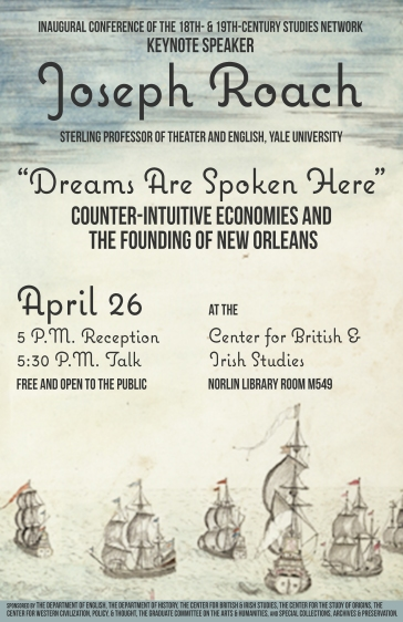 New Orleans Global City Day 1 Keynote Poster
